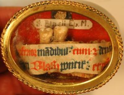 Reliekhouder H.Blasius