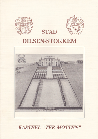 Stad Dilsen-Stokkem - Kasteel Ter Motten