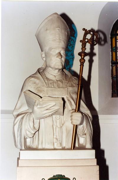 buste bisschop Martinus Rutten