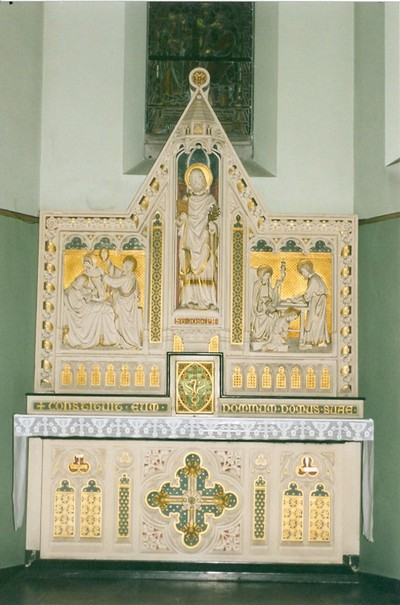 Zijaltaar Sint-Jozef