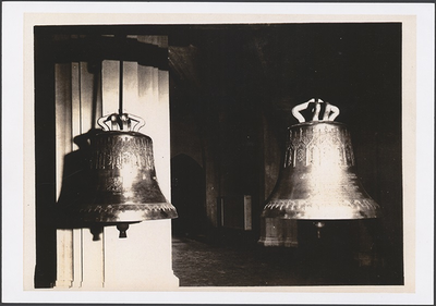 Inzegening Sint Barbarakerk - klokken