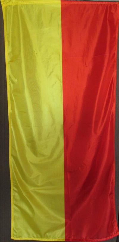 Vlag van voetbalclub Eendracht Genenbos