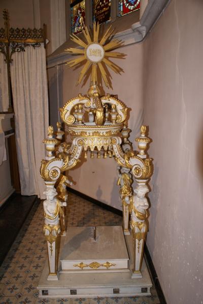 draagberrie vr.heiligbeeld OLV Maria