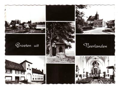 Neerlanden, zichten op dorp