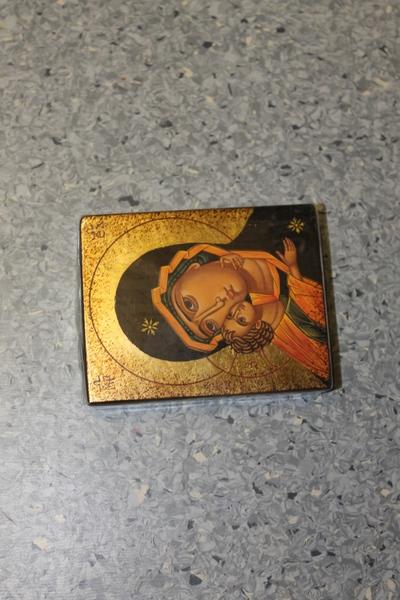 Maria met Kind, Maria van Vladimir