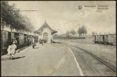 Beeringen Tramstatie Gare du Tram