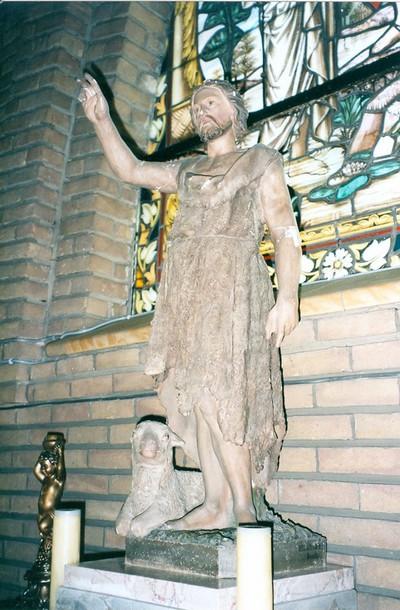 H. Johannes de Doper