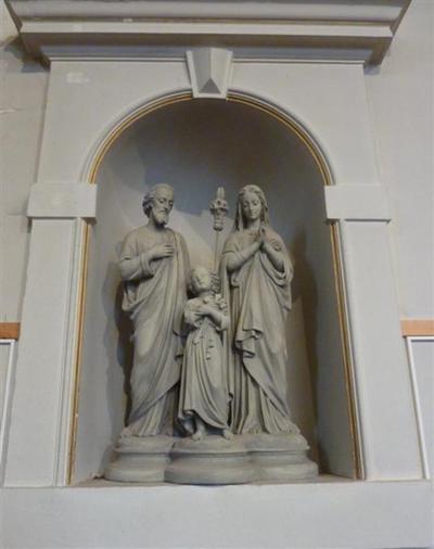 Beeldengroep Heilige Familie