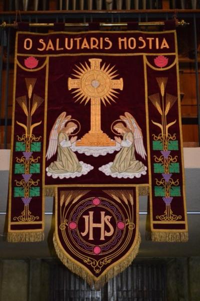 Vaandel van het Heilig Sacrament
