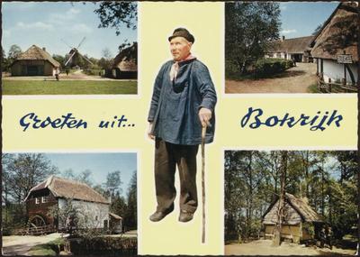 Domein Bokrijk. Beelden uit het Vlaamse Openluchtmuseum