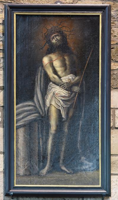Schilderij 'Ecce Homo'
