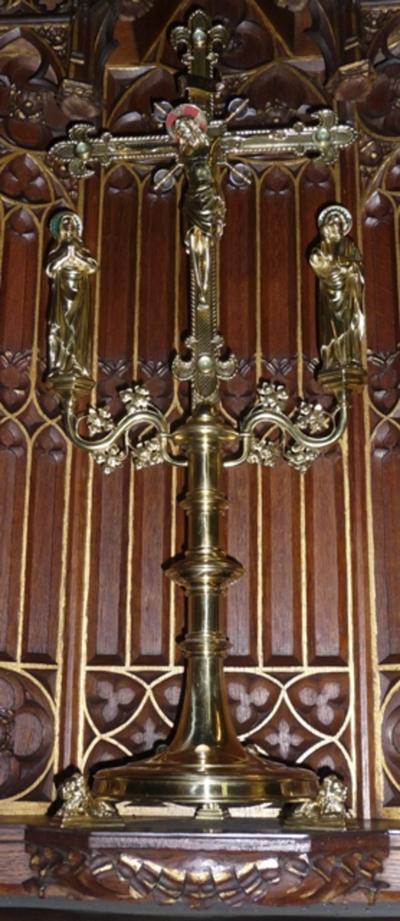 Calvarie van het Sint Pietersaltaar