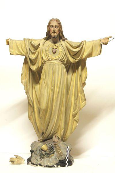 Christus van het heilig hart