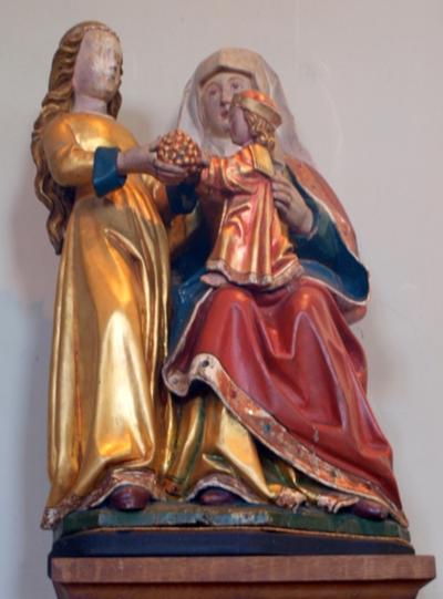 St Anna ten Drieën