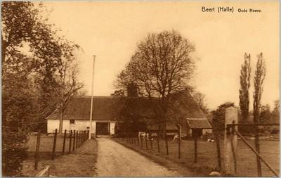 Hoeve 'Hof ten Puttenberg' in Beert
