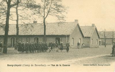 Bourg-Léopold (Camp de Beverloo).