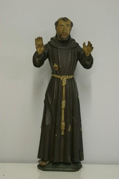Heilige Franciscus van Assisi als Alter Christus