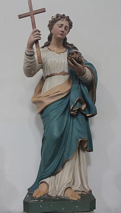 Beeld van Sint-Rosalia