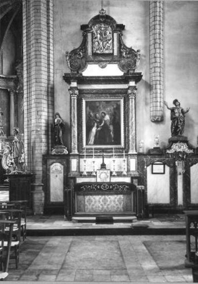 Altaar van Sint-Theresia
