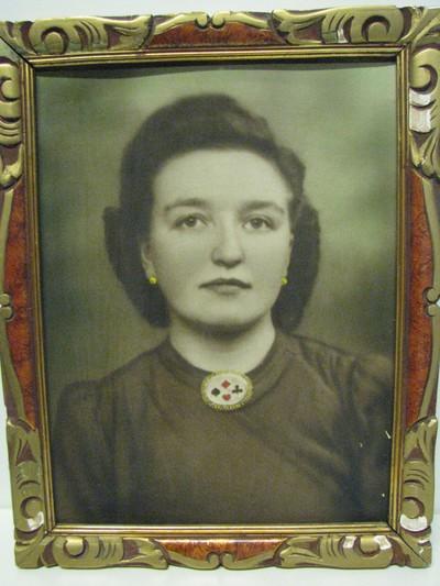 portret Baumans Sylvia