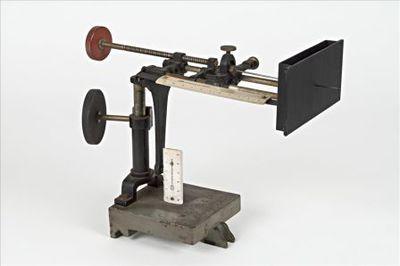 Esthesiometer volgens Judd