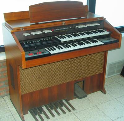 elektronische orgels