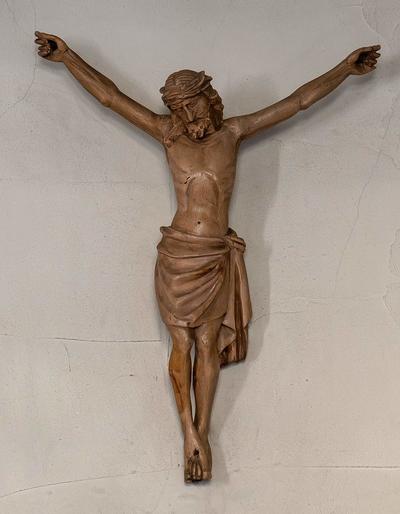 Christus zonder kruis Kapel Zavelstraat