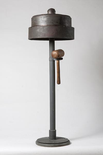 Gong met hamer