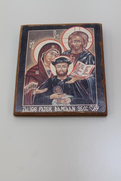 Zalige Pater Damiaan SS. CC.