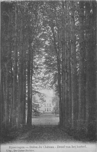 kasteel Neufcour in Eizeringen
