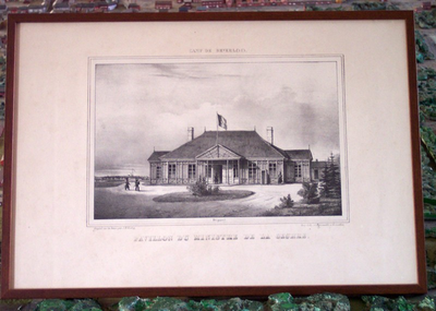 Camp de Beverloo - Pavillons du Ministre de la Guerre