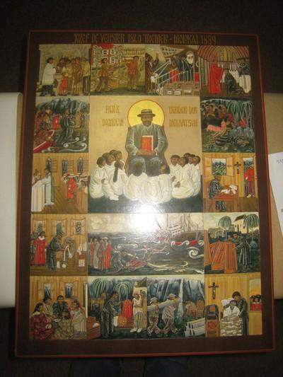 Pater Damiaan, herder der melaatsen