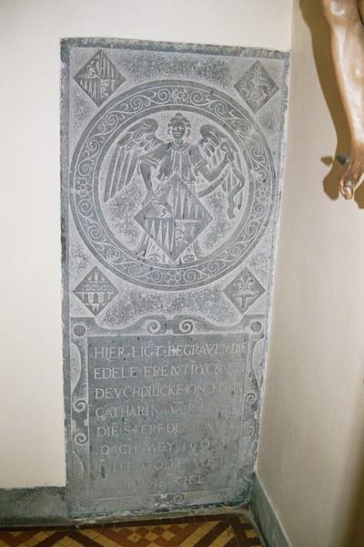 grafsteen van Catharina van Repen