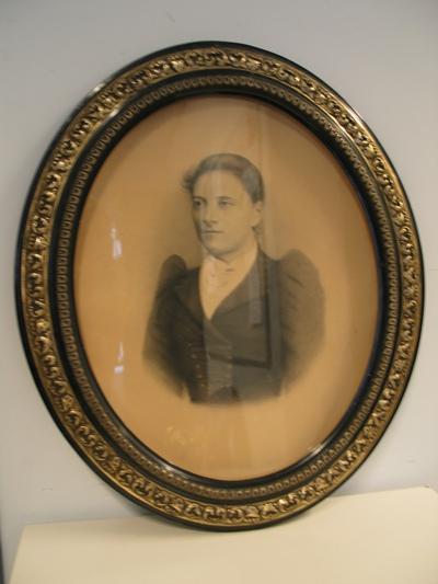 Portret van Honorina Borremans