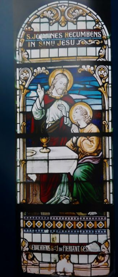 Johannes Apostel en evangelist