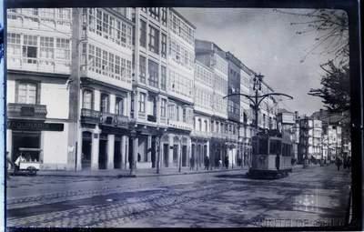 A Coruña [Visual] : [Rúa Sánchez Bregua].