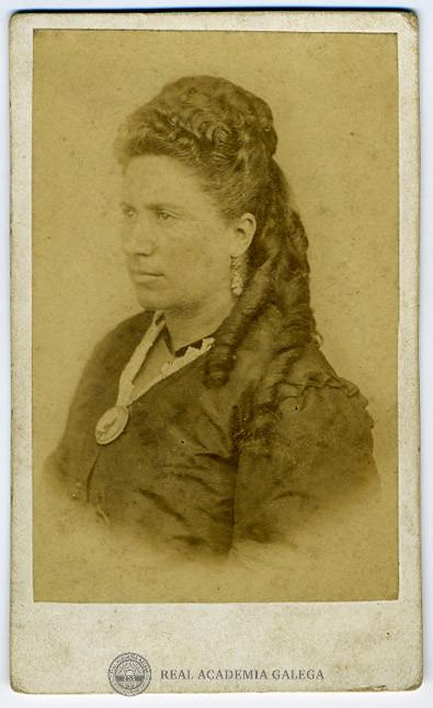 Retrato de muller no identificada