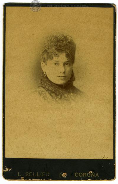 Retrato de muller