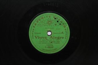 """Canção de Vilia - 2º Acto [da opereta] """"Viúva Alegre"""""""