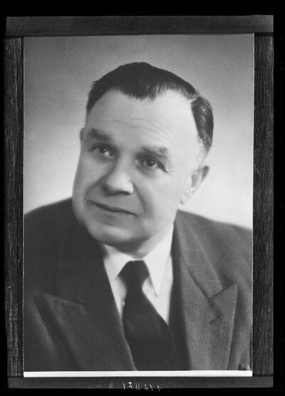 Vlaams schrijver Hubert Lampo