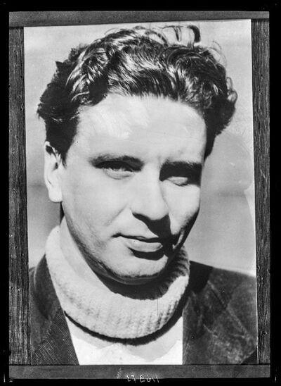 De schrijver André Demedts