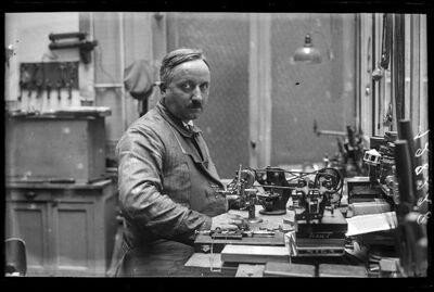 ZIMMER, Lodewijk , uurwerkmaker