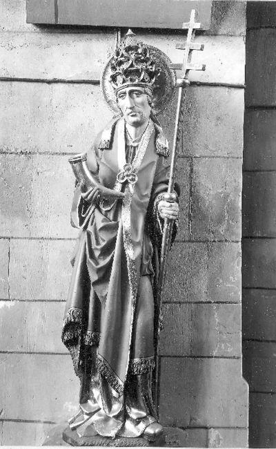 Heilige Cornelius als paus