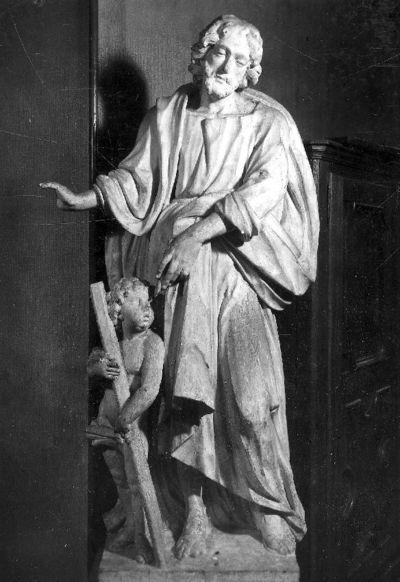 beeldengroep Sint-Jozef met Kind Jezus