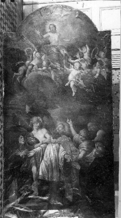 extase van H. Augustinus
