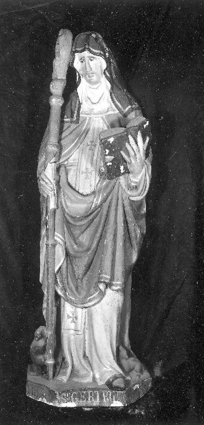 Heilige Gertrudis van Nijvel