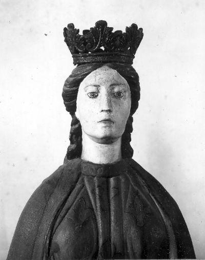 Buste van H. Bertilia