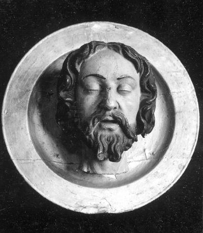 hoofd van Sint-Jan-de-Doper