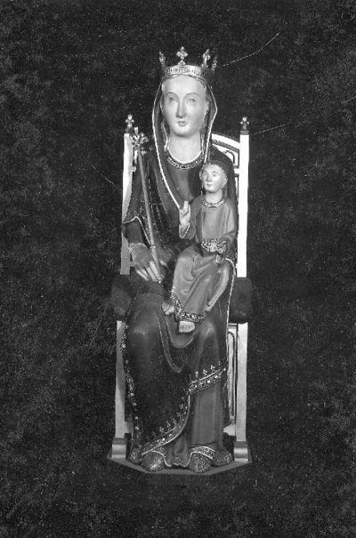 Moeder Gods, sedes sapientiae