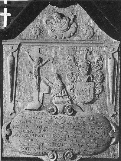 grafsteen pastoor Lonthin